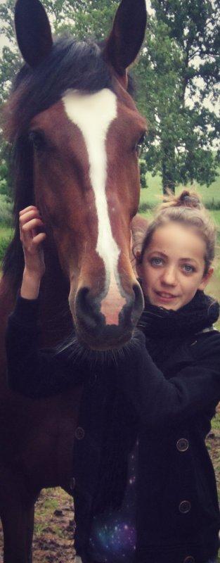 L'équitation!