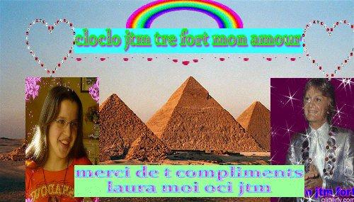 ***CLOCLO ET MOI EN EGYPTE***