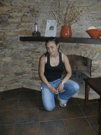 Eu nas ferias do ano 2010