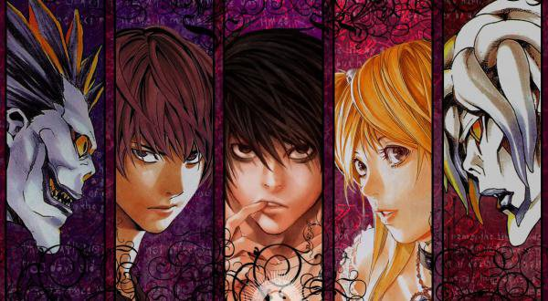 Death note!!! un super manga!! meme l'anime est super!!