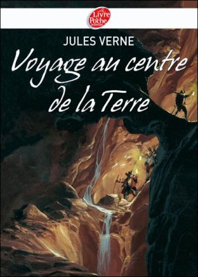 Voyage au centre de la Terre,  de Julles Verne