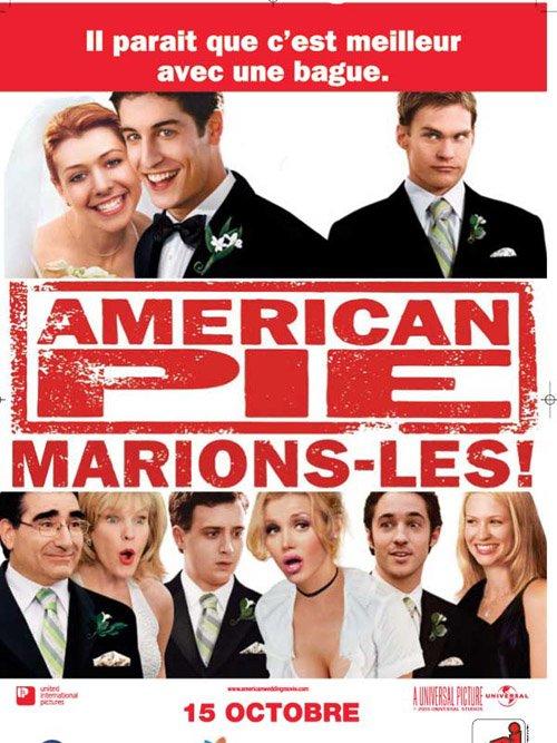 American Pie 3 :  Marions-les  !