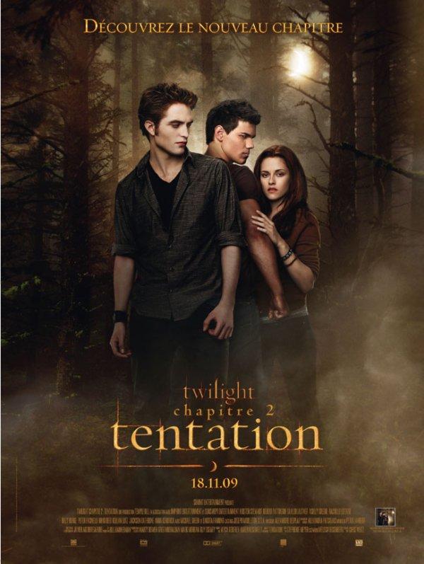 Twilight - Chapitre 2 : Tentation