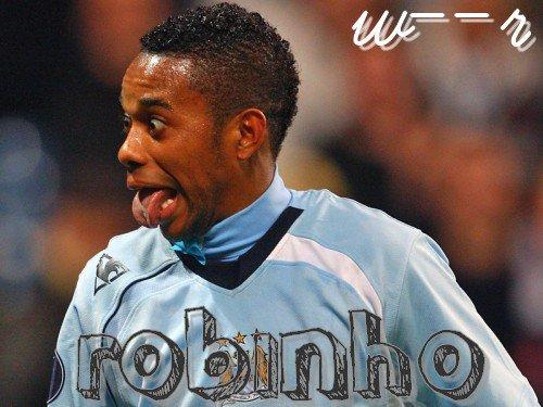 №1  Sur Robinho © ™