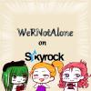 WeRnotAlone