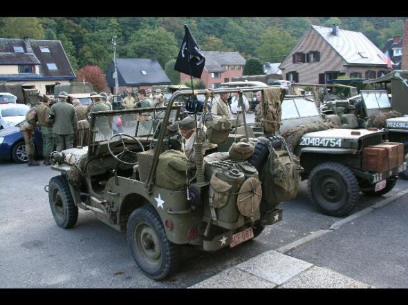 Ralley La Roche-en Ardennes 2007