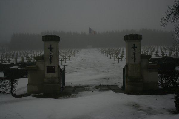 Nécropole militaire de Rémy