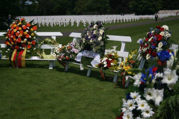 Memorial Day Henri-Chapelle American Cimetery