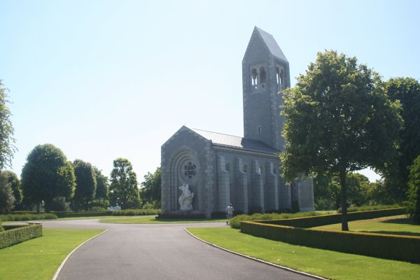 Normandie 2011 : Cimetière américain de Saint-James