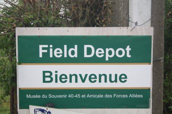 Field Depot 2011