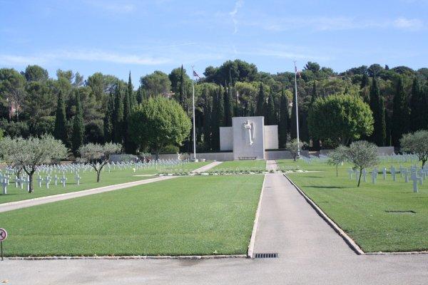 Rhone American Cemetery