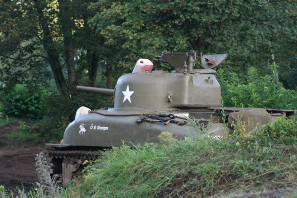 Tanks in Town, Mons, 28-08-2011