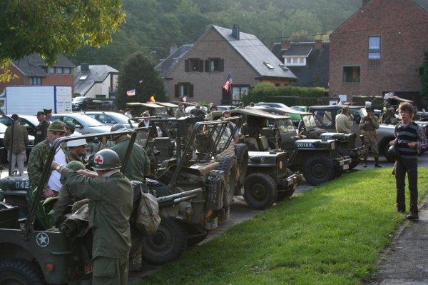 Ralley La-Roche-en-Ardennes