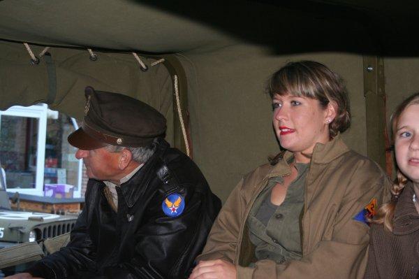 Ballade à Gerpinnes avec l'Amicale des Forces Alliées