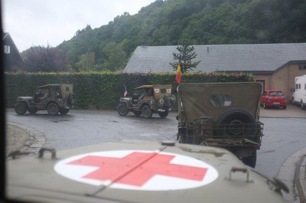 Ralley La Roche-en-Ardennes : 2014 septembre