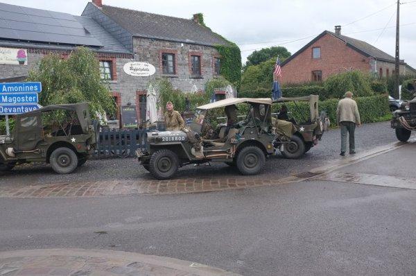 Ralley La Roche-en-Ardennes : 14 septembre  -  2  -