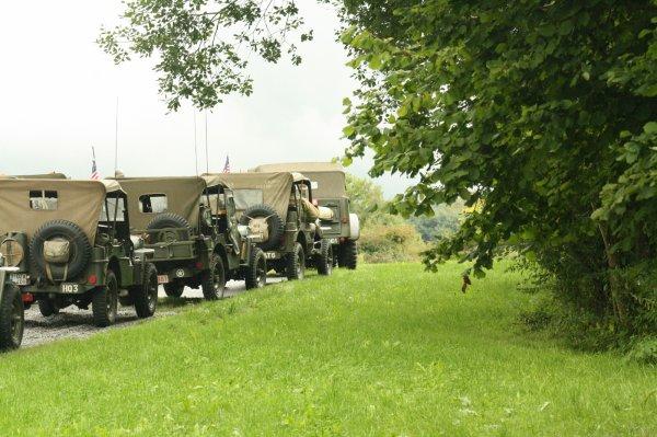 Ralley La Roche-en-Ardennes : 14 septembre - 12 -