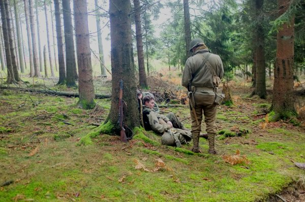 On the footsteps of the 82nd US AB Bra 2014   - 6 -