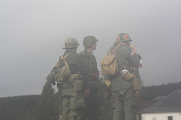 On the footsteps of the 82nd US AB Bra 2014 - 10 -