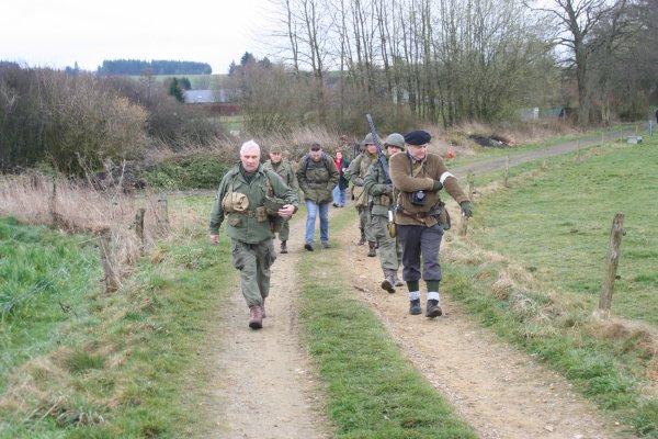 Dead Man's Ridge Walk 2014 : Houmont - 14 -