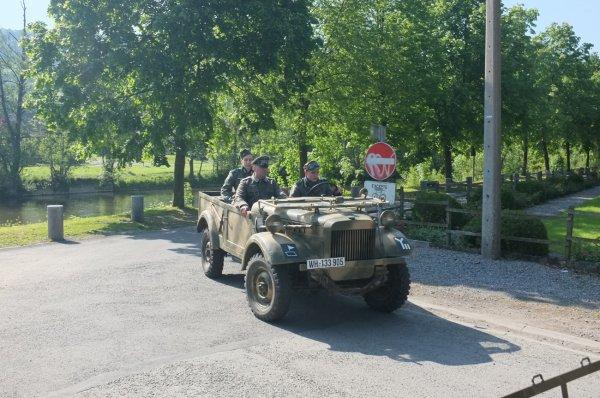 Camp J.G. Farina, Hamoir 17/08 - 05 - 2014