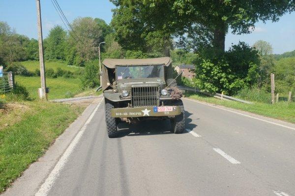 Camp J.G. Farina, Hamoir 17/08 - 05 - 2014  - 2 -