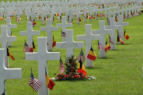 Memorial Day 24-05-2014  Henri-Chapelle