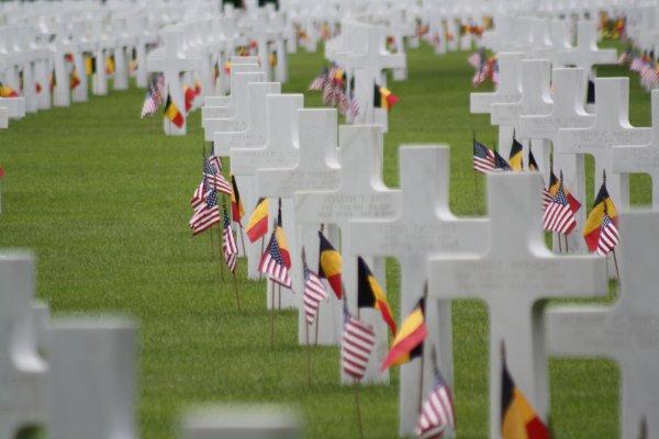 Memorial Day 24-05-2014 Henri-Chapelle  - 2 -