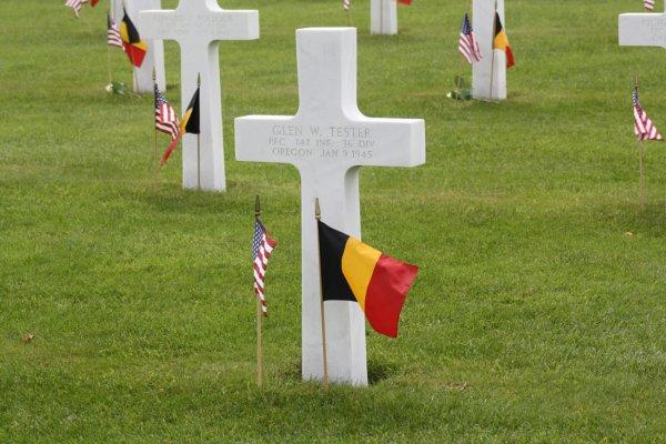 Memorial Day 24-05-2014 Henri-Chapelle  - 3 -