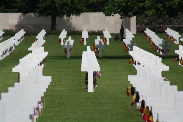 Memorial Day 24-05-2014 Henri-Chapelle - 4 -
