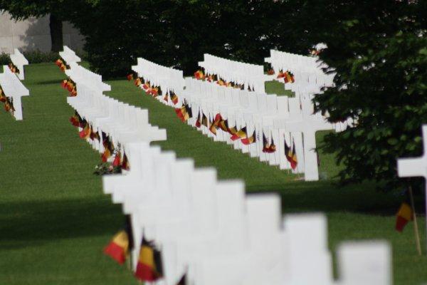Memorial Day 24-05-2014 Henri-Chapelle - 5 -