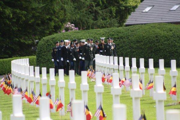 Memorial Day 24-05-2014 Henri-Chapelle - 8  -