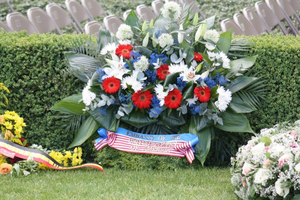 Memorial Day 24-05-2014 Henri-Chapelle - 13 -