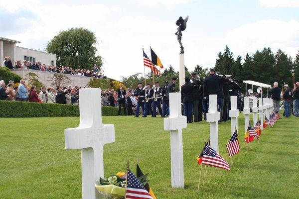 Memorial Day 24-05-2014 Henri-Chapelle - 15-