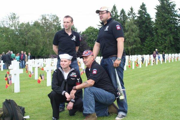 Memorial Day 24-05-2014 Henri-Chapelle - 16 -