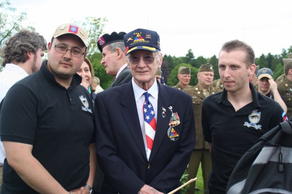 Memorial Day 24-05-2014 Henri-Chapelle - 19 -