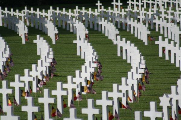 Memorial Day 24-05-2014 Henri-Chapelle - 22 -