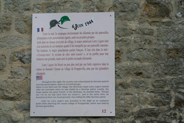 Normandie 2014 : Sainte Marie du Mont - 3 -