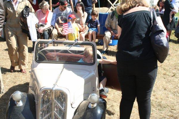 Normandie 2014 :  Camp Arizona