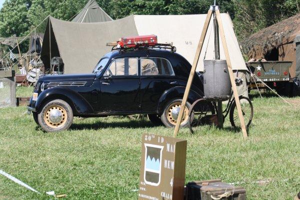 Normandie 2014 : Camp Arizona  - 5 -