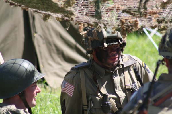 Normandie 2014 : Camp Arizona  - 6 -