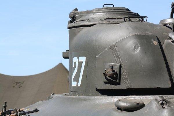 Normandie 2014 : Camp Arizona - 9 -