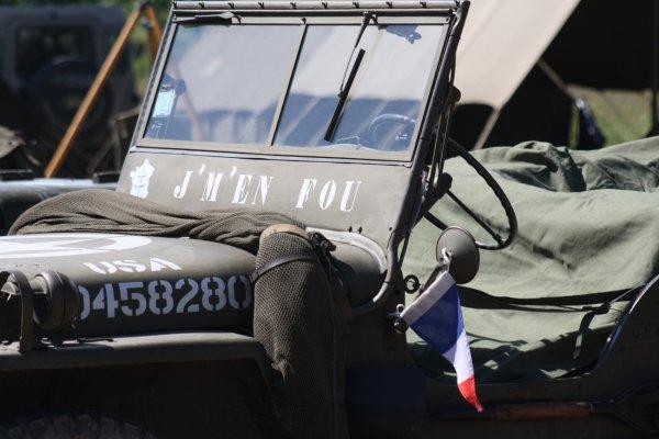 Normandie 2014 : Camp Arizona - 11 -