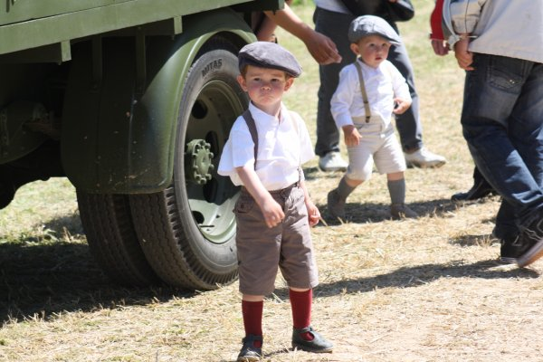 Normandie 2014 : Camp Arizona - 12 -
