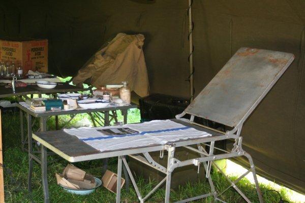 Normandie 2014 : Camp Arizona - 16 -