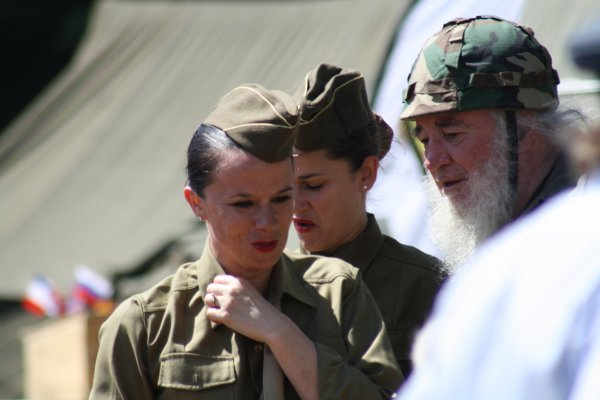Normandie 2014 : Camp Arizona - 18-