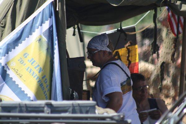 Normandie 2014 : Camp Arizona    FIN