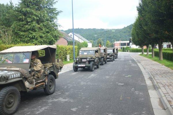 Ralley La Roche-en-Ardennes 2014