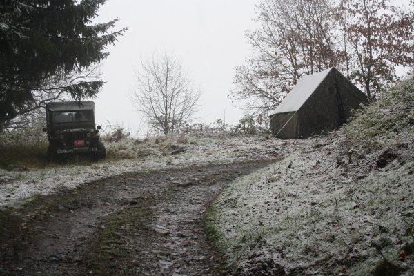 Rencheux (Vielsalm) , décembre 2014