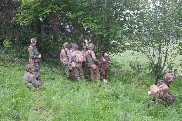 Camp Filot (28) La Bataille